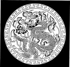 中国龙作品图片