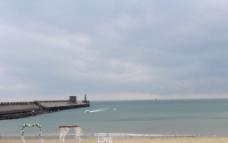 浪漫海边图片