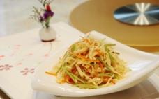 冷菜 湘西拌笋丝图片