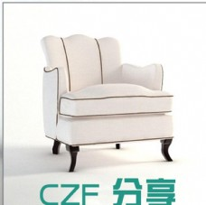 3D沙发风格通用模型