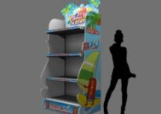 超市造型设计图片