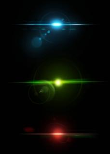 炫光 分层的图片