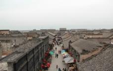 平遥古城图片