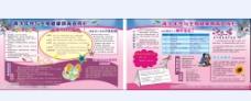 青少年性与生殖健康教育宣传栏
