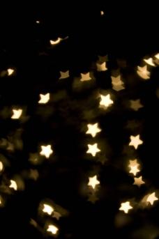 闪光星星图片