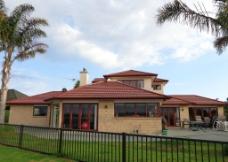 新西兰建筑风景图片