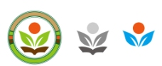 logo 绿色环保标识图片