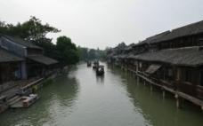 水乡乌镇图片