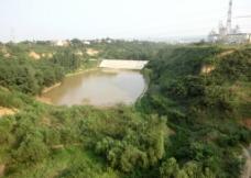 小寨沟水库图片