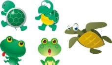 卡通 乌龟图片