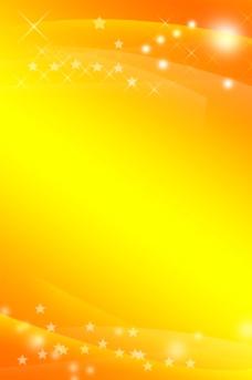 黄色展板图片