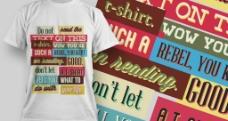 T恤图案T恤花纹