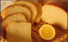 唯美面包图片