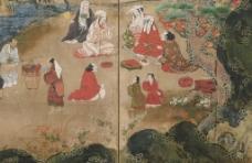 日式 浮世绘图片