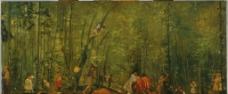 阿瑟·F·马修斯 油画图片