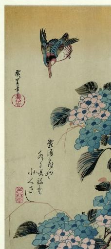 日式浮世绘图片