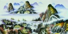 国画风景图片