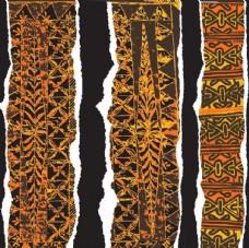 个性几何民族女装花纹