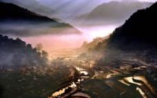 仙景田园图片