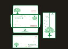 幼儿园信封设计图片
