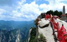 渭南华山图片