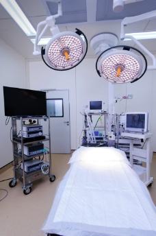 医院先进手术室摄影大图片