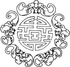 玉佩 雕花 坠饰图案 图片