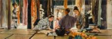 丝绸商人图片