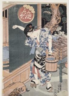 日本浮世绘是什么意思