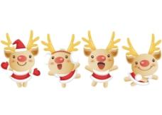 圣诞小鹿图片
