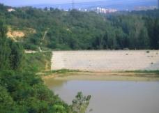 渑池水库图片