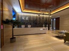 办公大厅模型