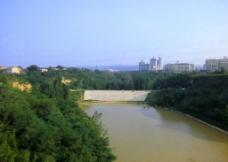 城市水库图片