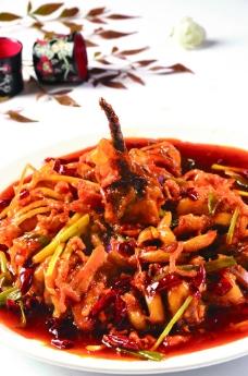 美味鱼香茄龙图片