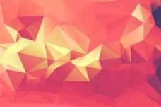 红色菱形背景图大格式素材