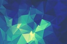 绿色蓝色菱形背景图大格式素材