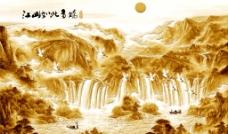 江山如此多娇图片