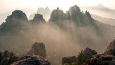 丹炉峰风景图片