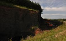 火山石图片