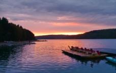 秋天的贝加尔湖图片