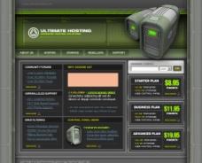 國外網站設計網站模板圖片