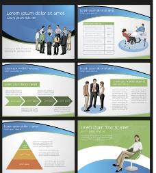商务宣传册设计图片