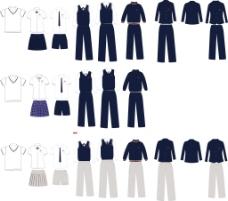 校服设计稿
