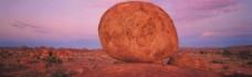 高原岩石图片