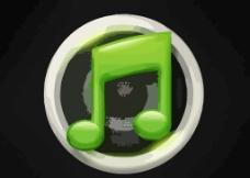 音乐logo图片