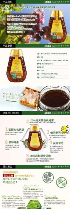蜂蜜详情页下载
