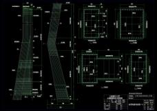 桥梁设计cad图
