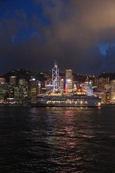 香港 优美夜景图片