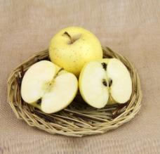 黄蕉   苹果  黄色  水果图片