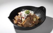 干锅黄牛肉图片